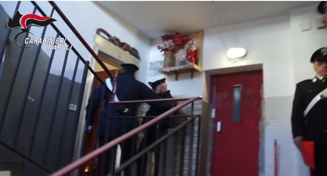 CAIVANO. Camorra, Carabinieri e DDA eseguono 17 arresti per associazione per delinquere di tipo mafioso, estorsione, illecita concorrenza e detenzione illegale di armi - Landolfo Giuseppe